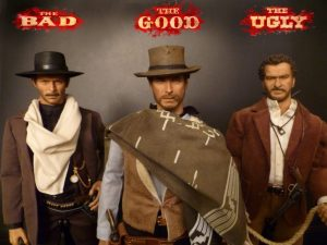 خوب، بد، زشت، The Good The Bad The Ugly
